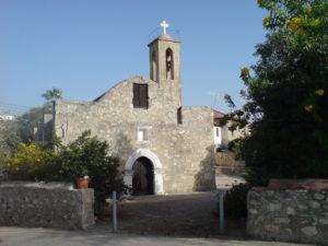 Kerkje in Polis