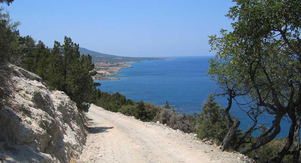 Akamas - Wandelen in Cyprus