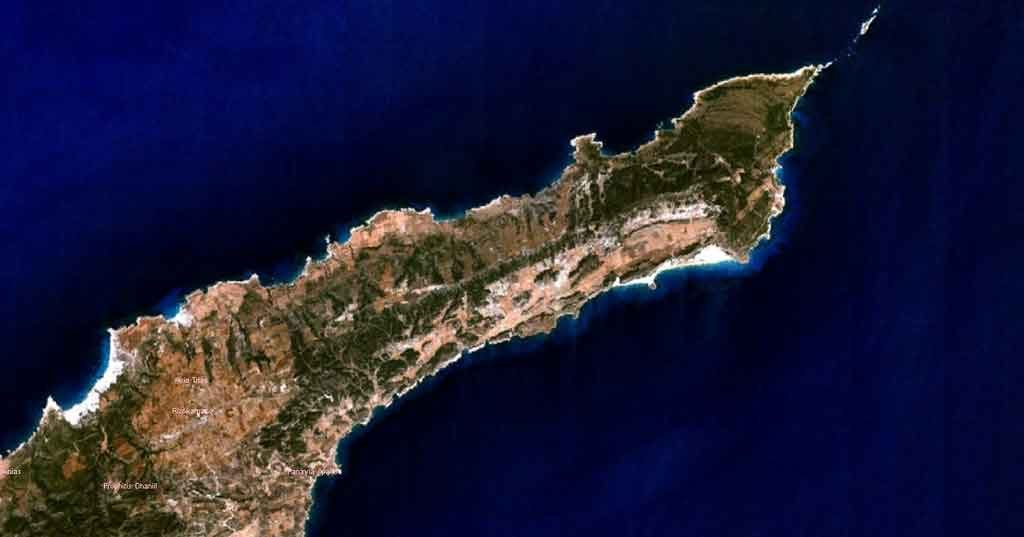 Karpasia wandelen Cyprus