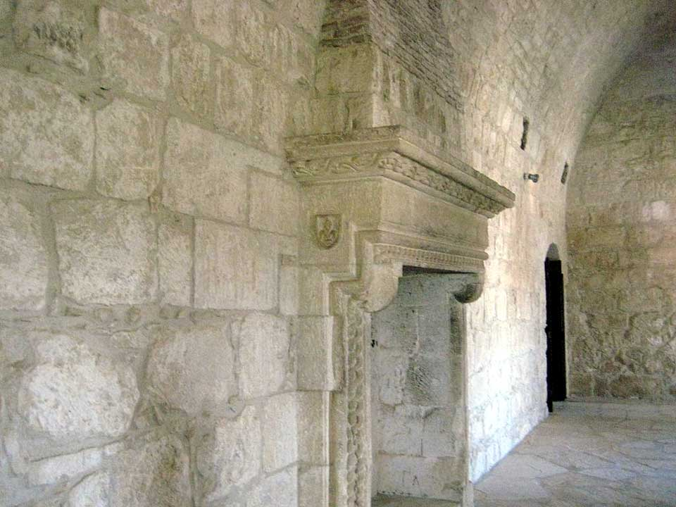 Bezienswaardigheden in Cyprus -Kolossi kasteel Limassol