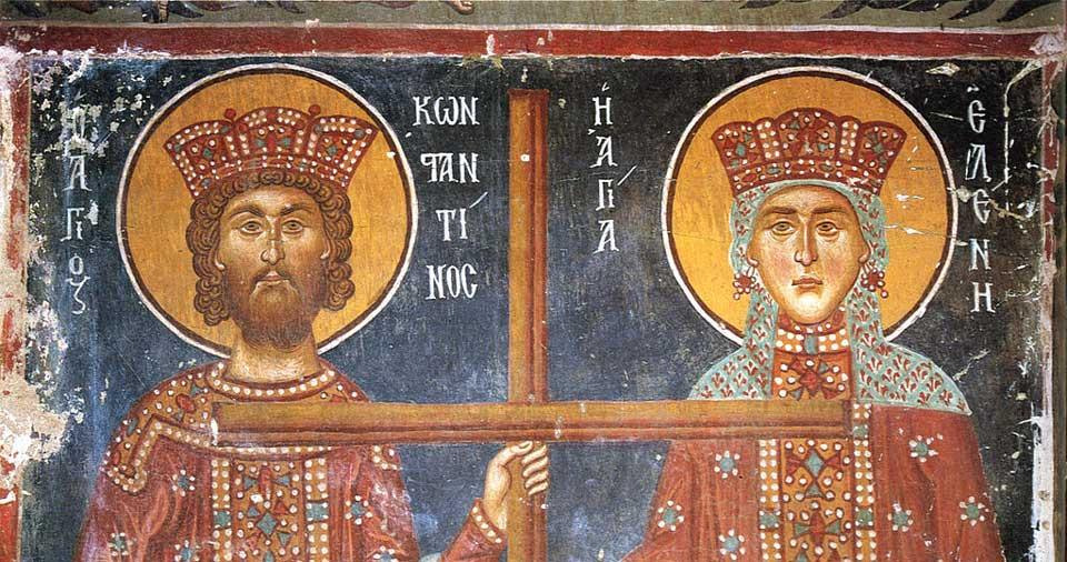 Bezienswaardigheden in Cyprus - Pedoulas byzantijnse Muurschilderingen