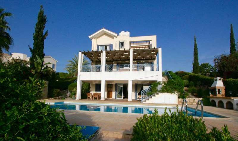 Overwinteren in Elena Villa Polis Cyprus