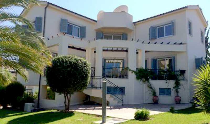 Overwinteren in Riverside Villa Latchi Cyprus