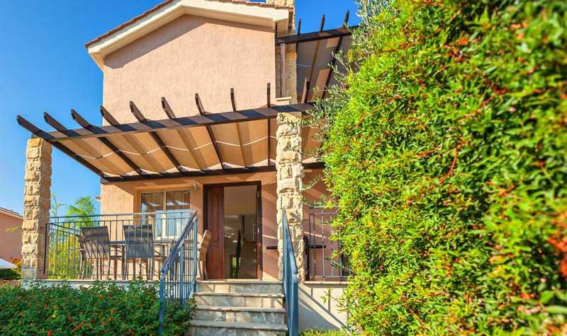 Overwinteren in Samaliana Villa Polis Cyprus
