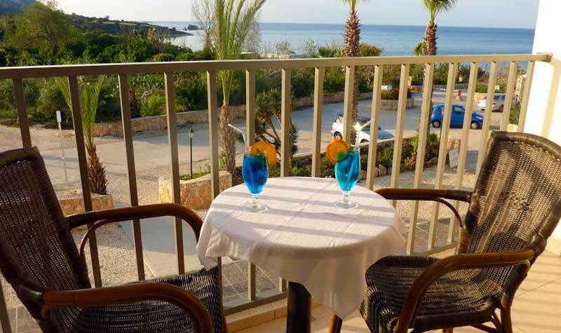 Aphrodite Beach Hotel in Latchi, Cyprus