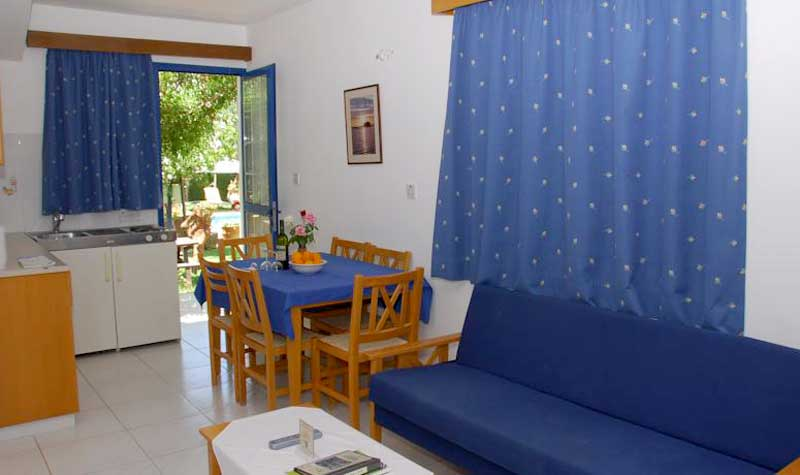 Bayview Hotel apartments in Polis, Cyprus