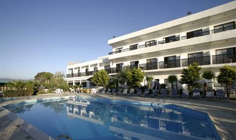 Souli Beach Hotel in Latchi, Cyprus